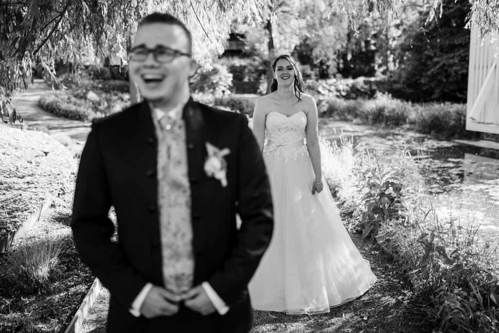 Als Hochzeitsfotograf in der Wartenberger Mühle: Fine und Daniel