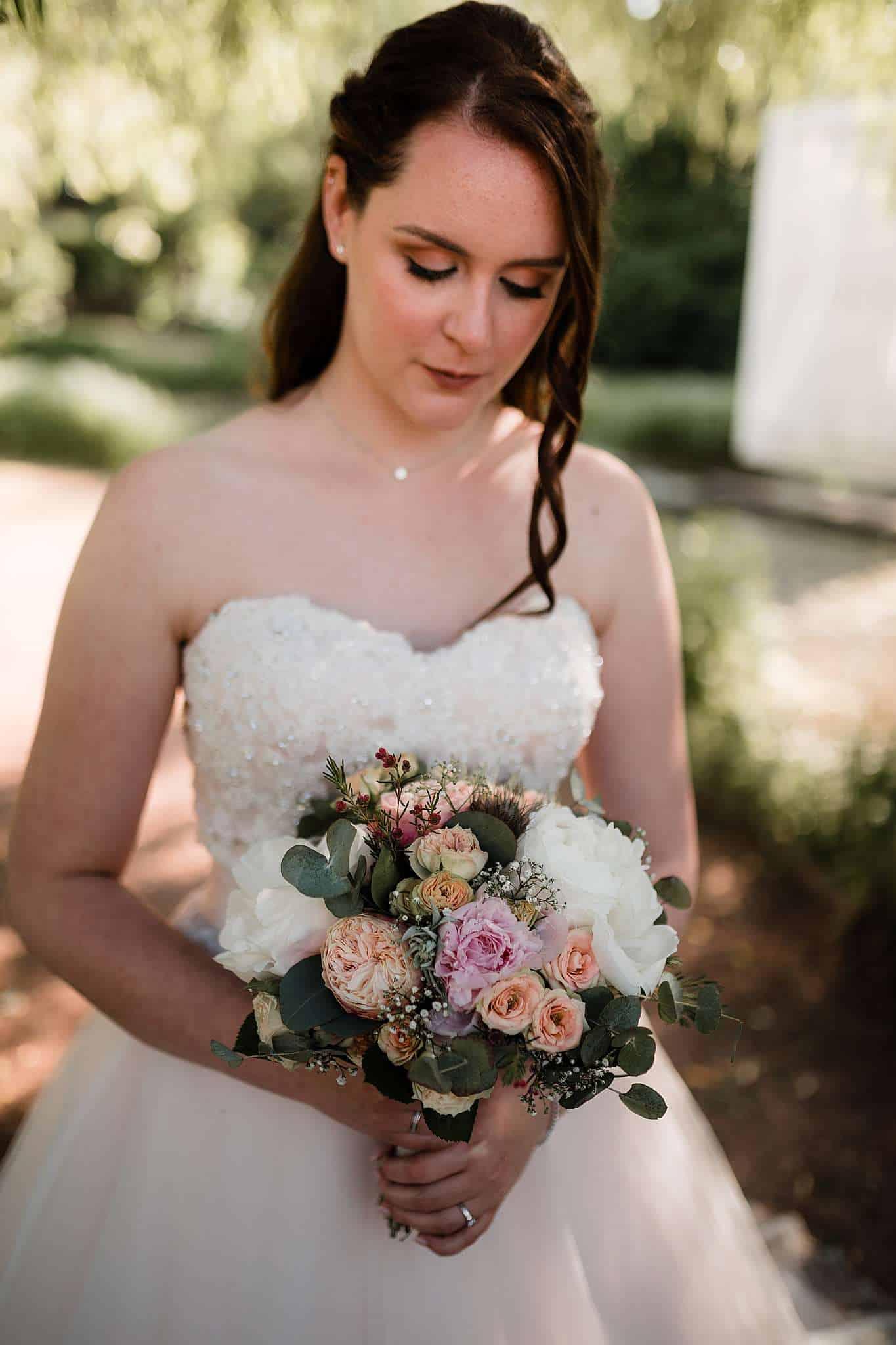 Hochzeit in Kaiserslautern: Brautstrauß
