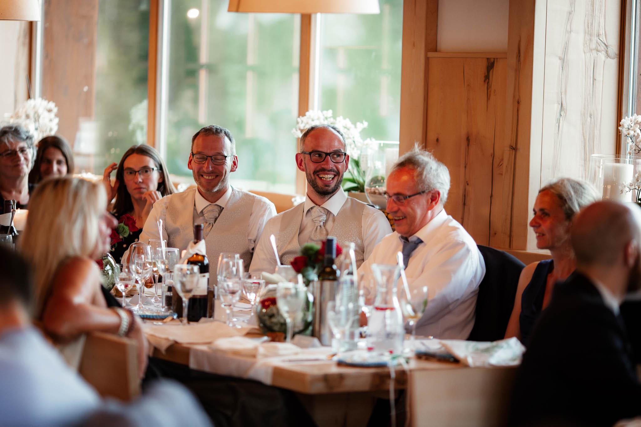 Hochzeitsfotograf Alpen, Chiemgau: freie Trauung von Dennis & Dirk 83