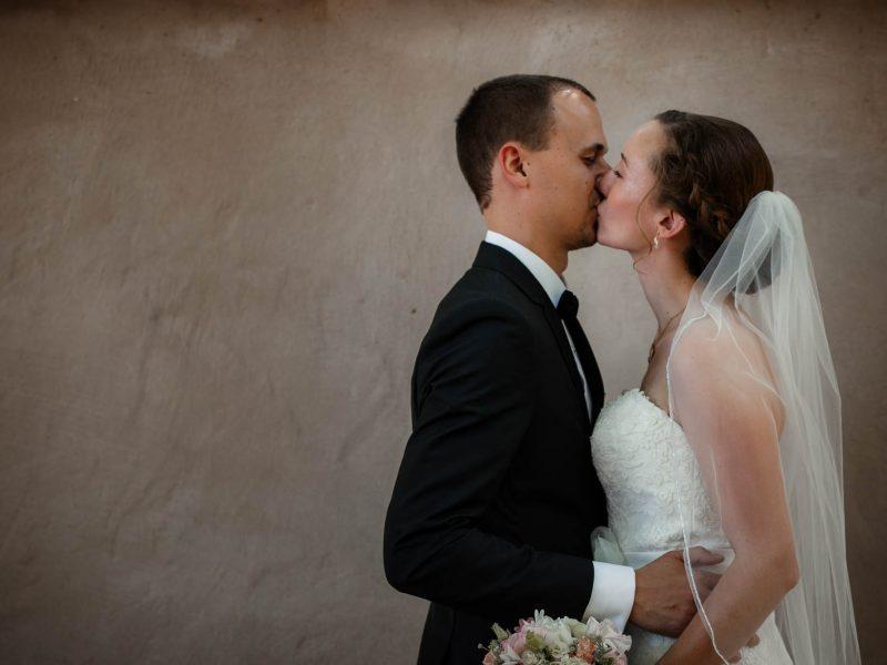 Hochzeit in Großkarlbach: Flo und Andi