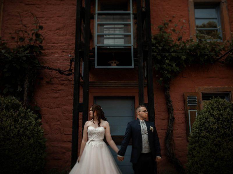 Hochzeit in Kaiserslautern: Fine und Daniel