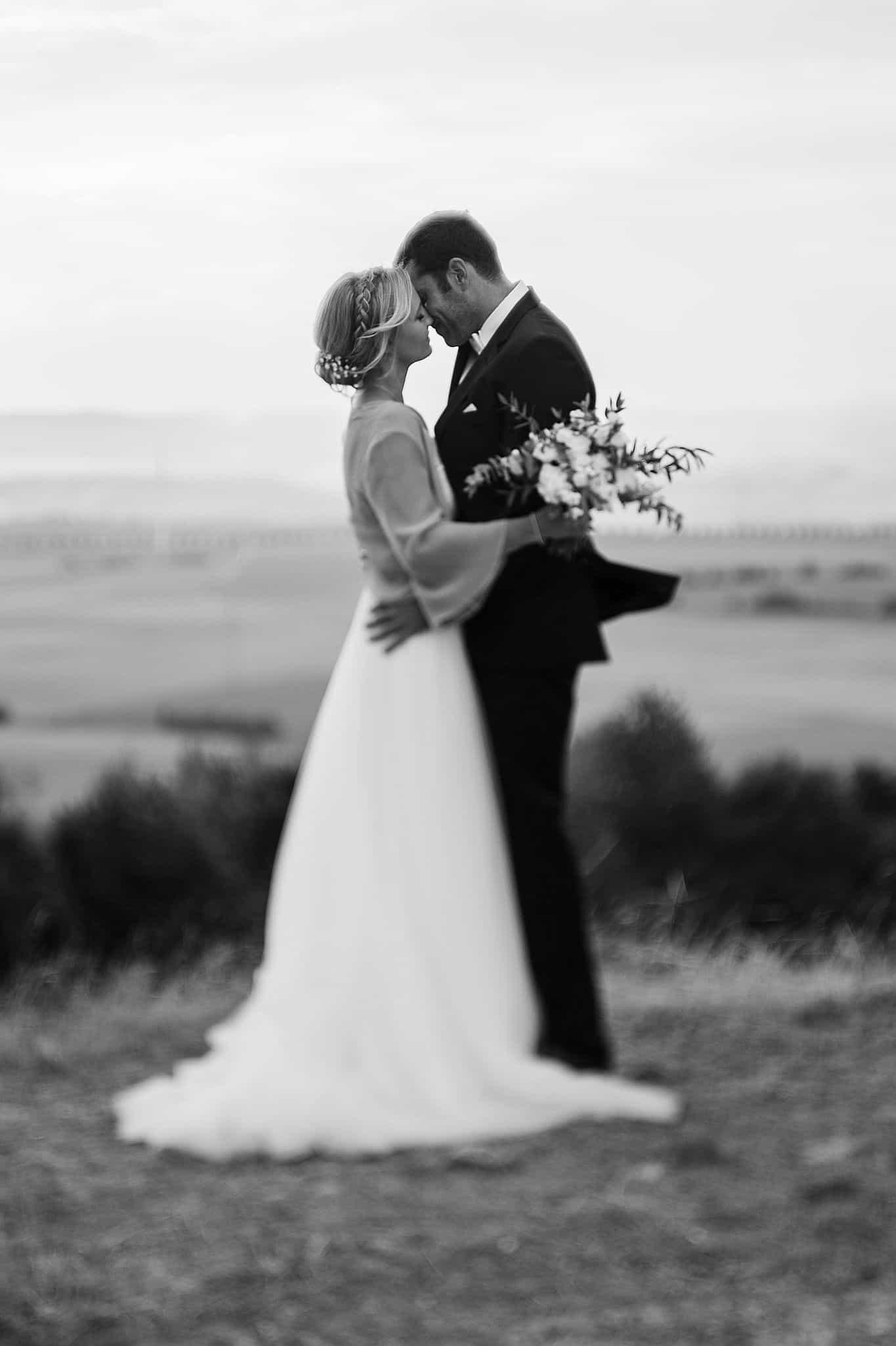 Trotz des unbeständigen Wetters konnten wir Traumhafte Hochzeitsfotos machen!