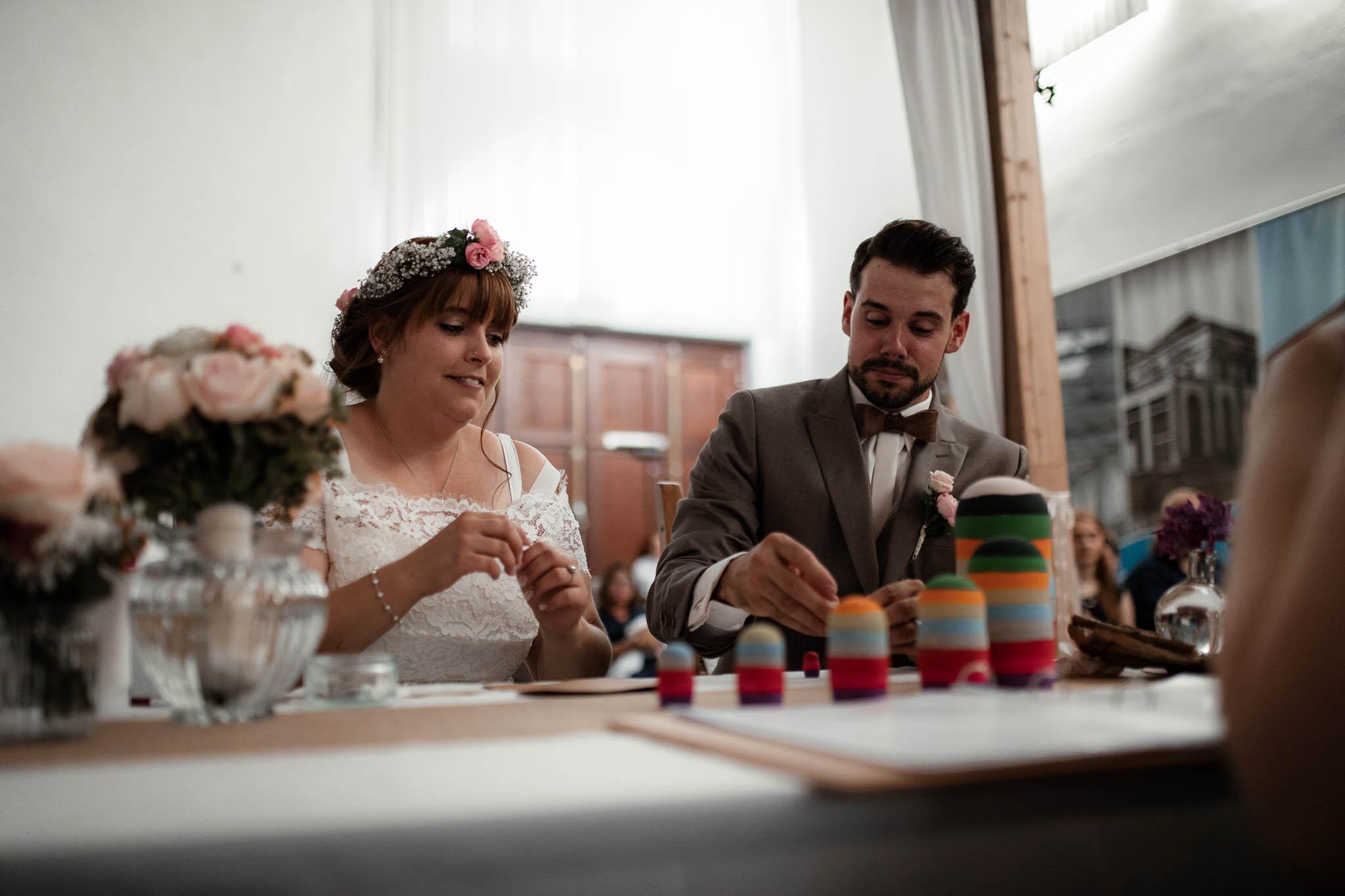 Hochzeitsfotograf Worms, Freie Trauung im Kesselhaus: Marie und Chris 15