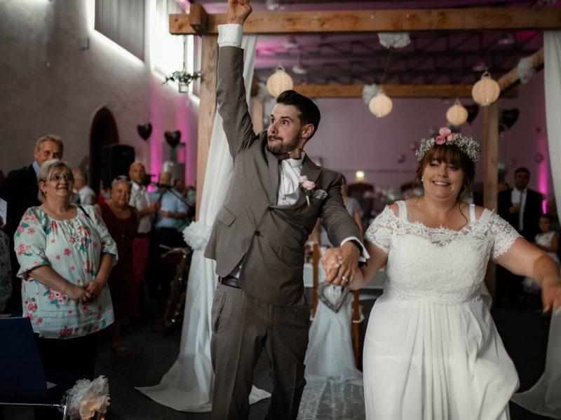Hochzeit in Worms: Freie Trauung von Marie und Chris