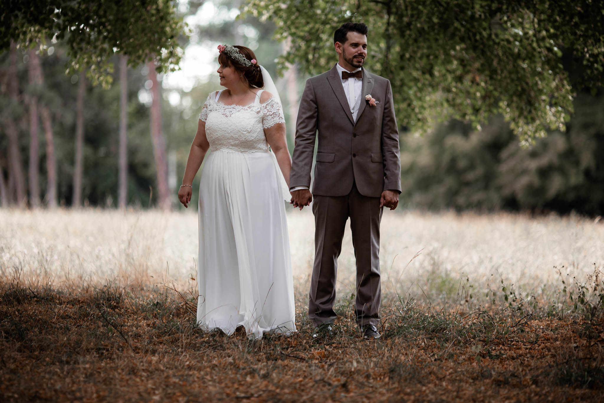 Hochzeitsfotos in Worms: Marie und Chris