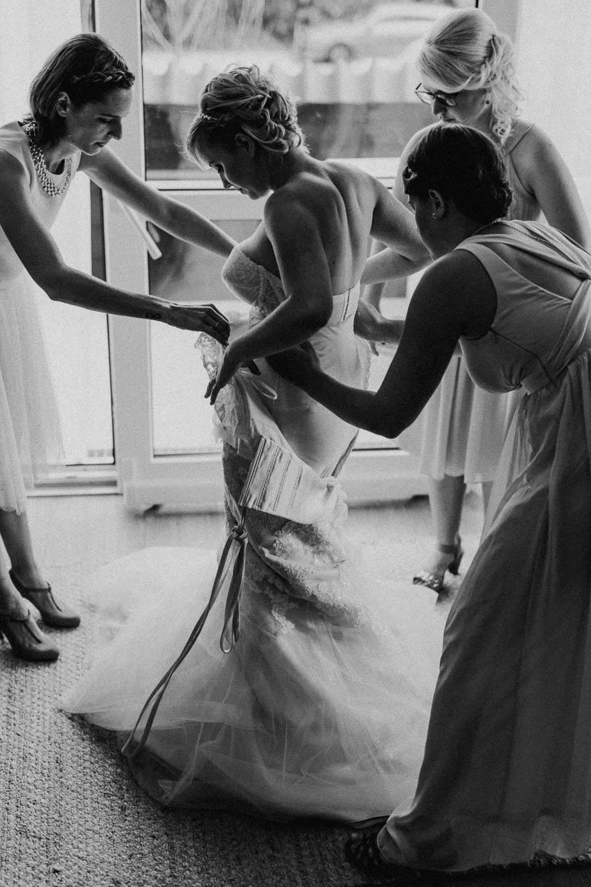 Hochzeitsfotograf Renesse, Holland: Lisa & Michael heiraten mit einer Freie Trauung am Strand 25