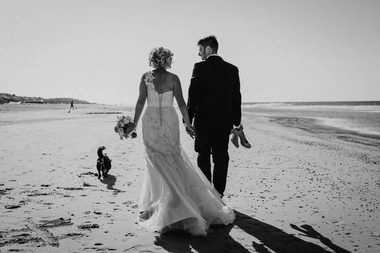 Hochzeitsfotograf Renesse, Holland: Lisa & Michael heiraten mit einer Freie Trauung am Strand 49