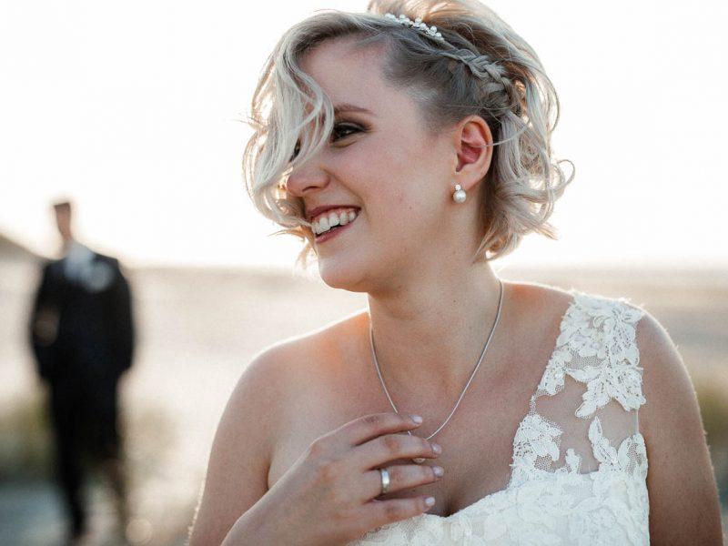 Destination Wedding in Renesse, Holland: Lisa und Michael