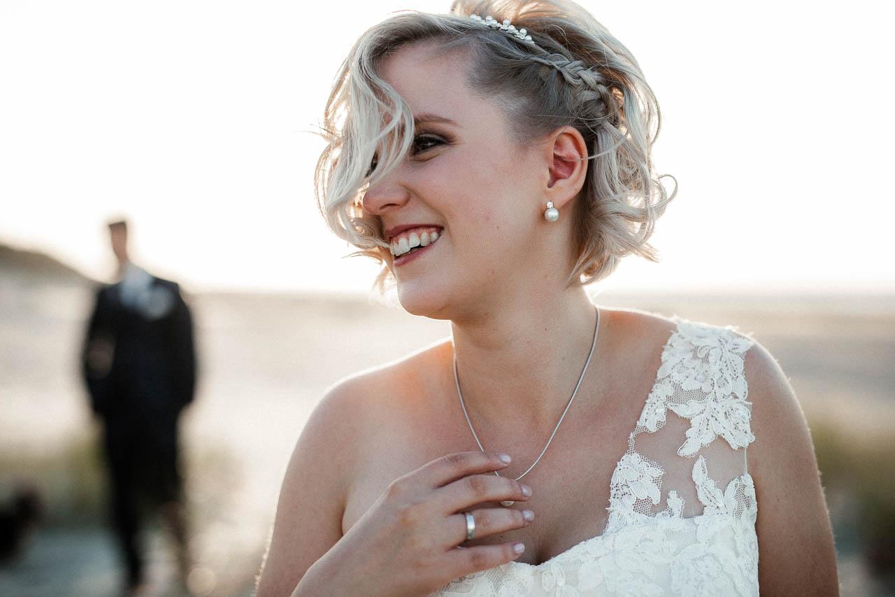 Hochzeit in Renesse