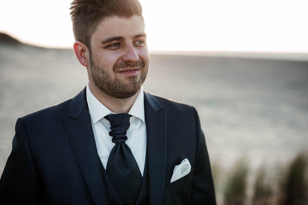 Hochzeitsfotograf Renesse, Holland: Lisa & Michael heiraten mit einer Freie Trauung am Strand 52