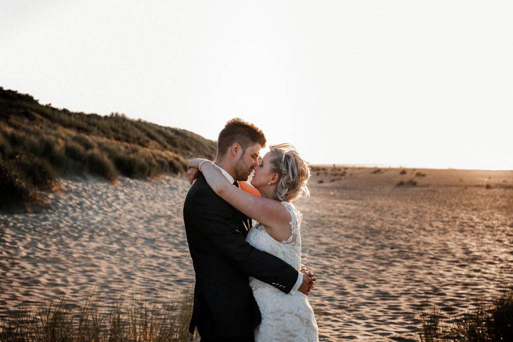 Hochzeitsfotograf Renesse, Holland - Hochzeit am Strand