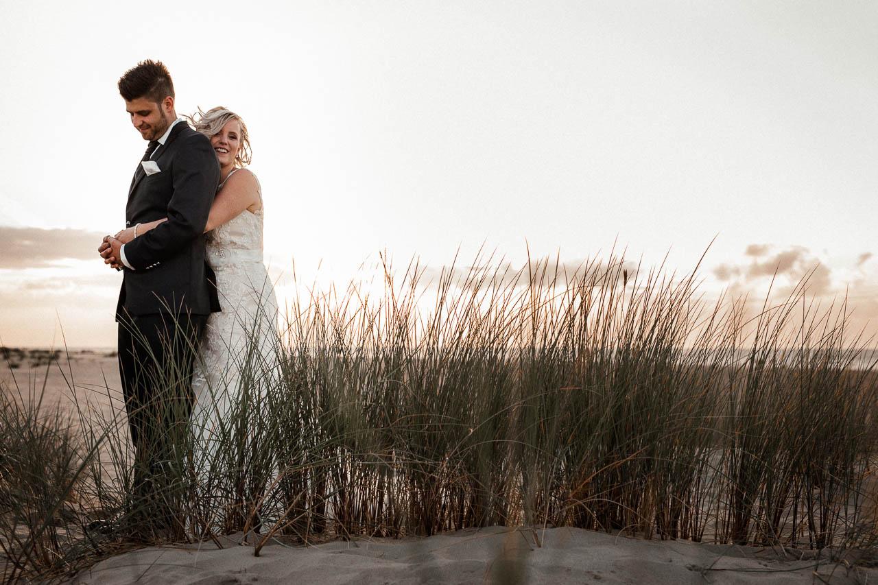 Hochzeitsfotograf Renesse, Holland: Lisa & Michael heiraten mit einer Freie Trauung am Strand 58