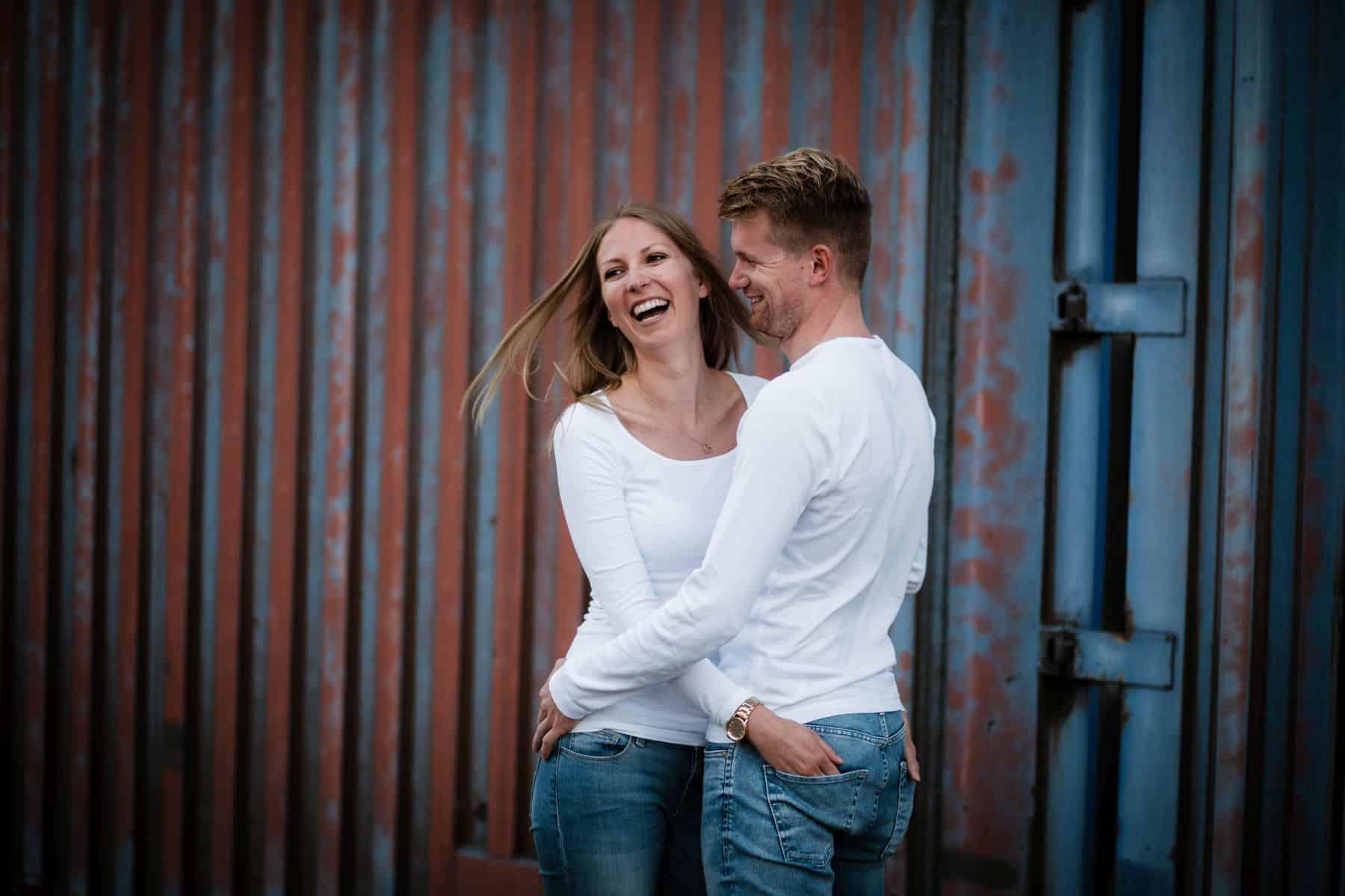 Paarfotograf Mannheim: Paarshoot Katja & Lars