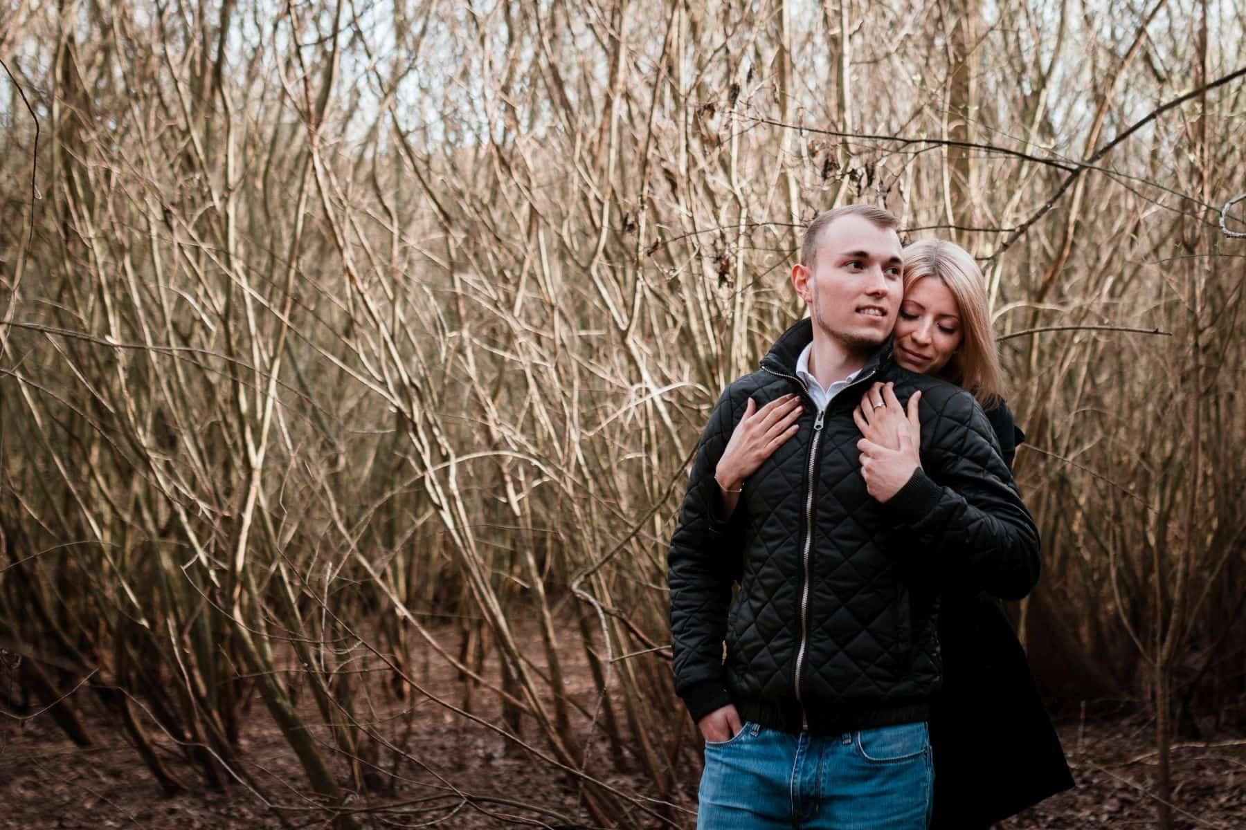 Paarfotos in Nierstein mit Sarah & Lars