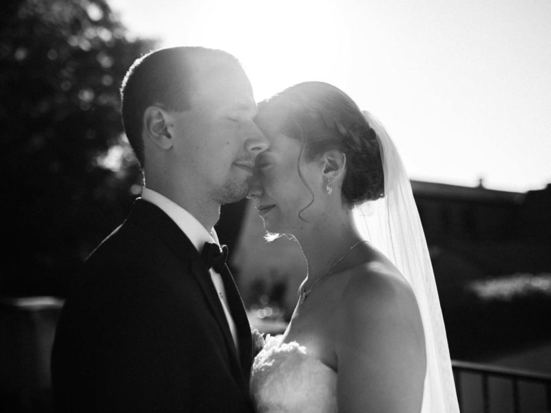 Als Hochzeitsfotograf in Großkarlbach: Flo und Andi