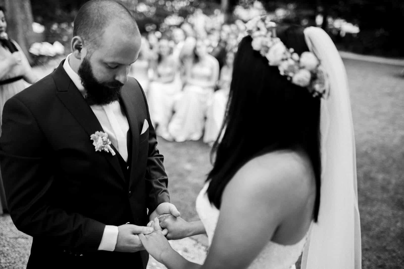 Eheversprechen freie Trauung