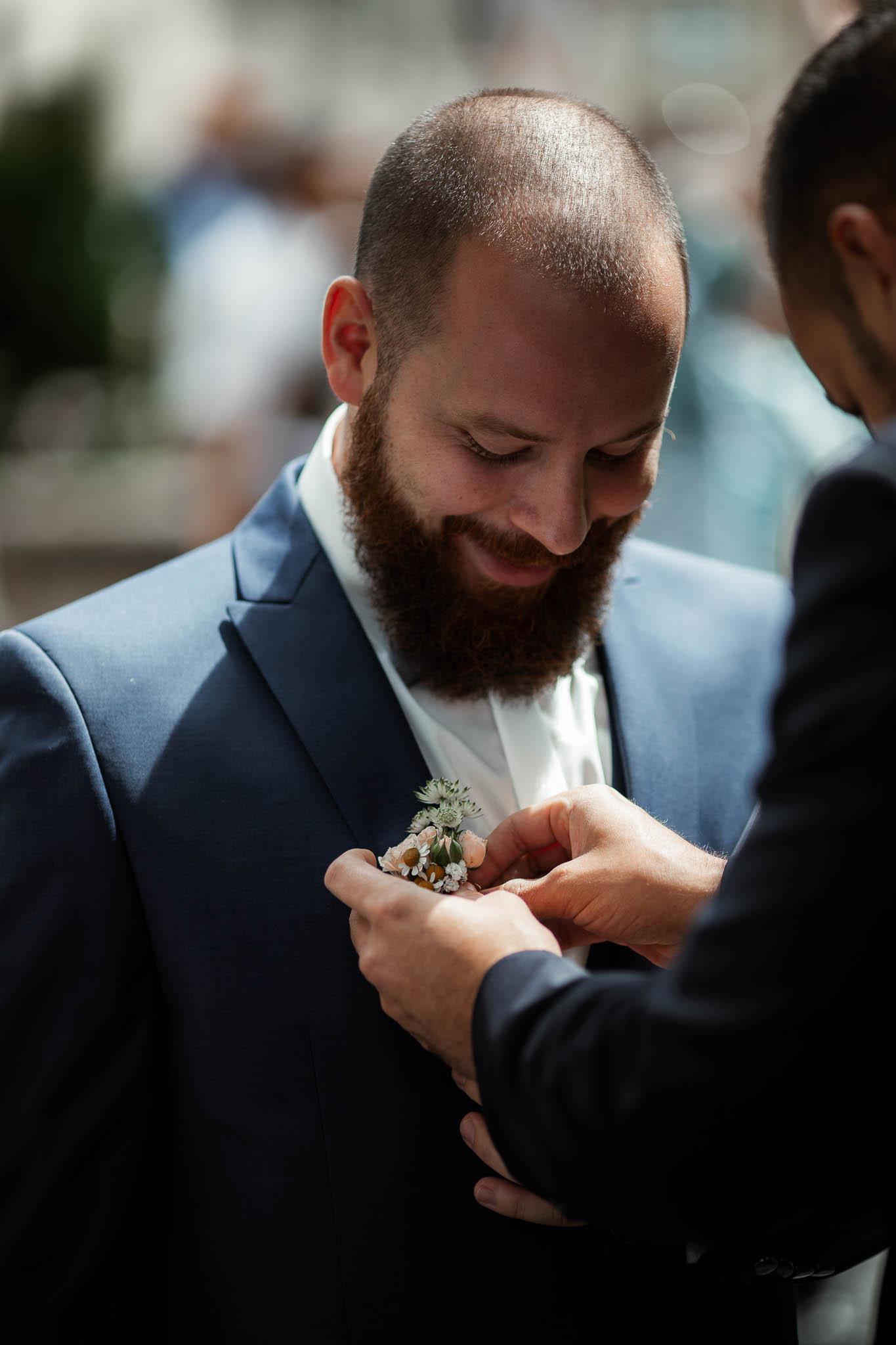 Als Hochzeitsfotograf in Deidesheim: Freie Trauung von Raquel & Philipp 14