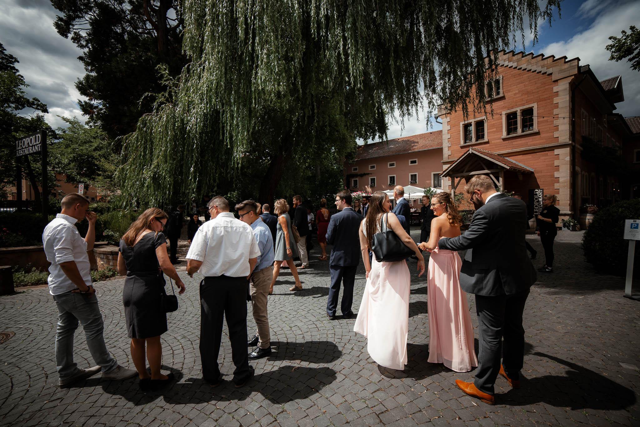 Als Hochzeitsfotograf in Deidesheim: Freie Trauung von Raquel & Philipp 5