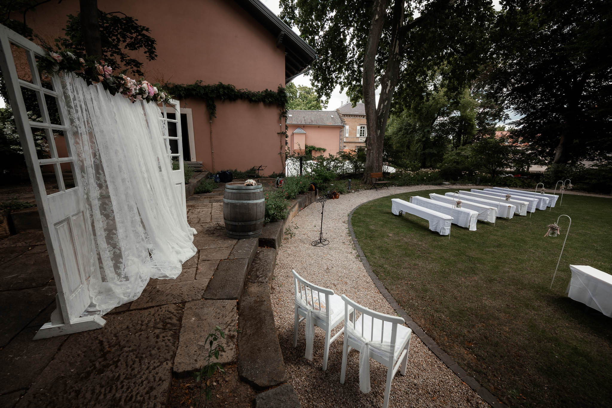 Als Hochzeitsfotograf in Deidesheim: Freie Trauung von Raquel & Philipp 7