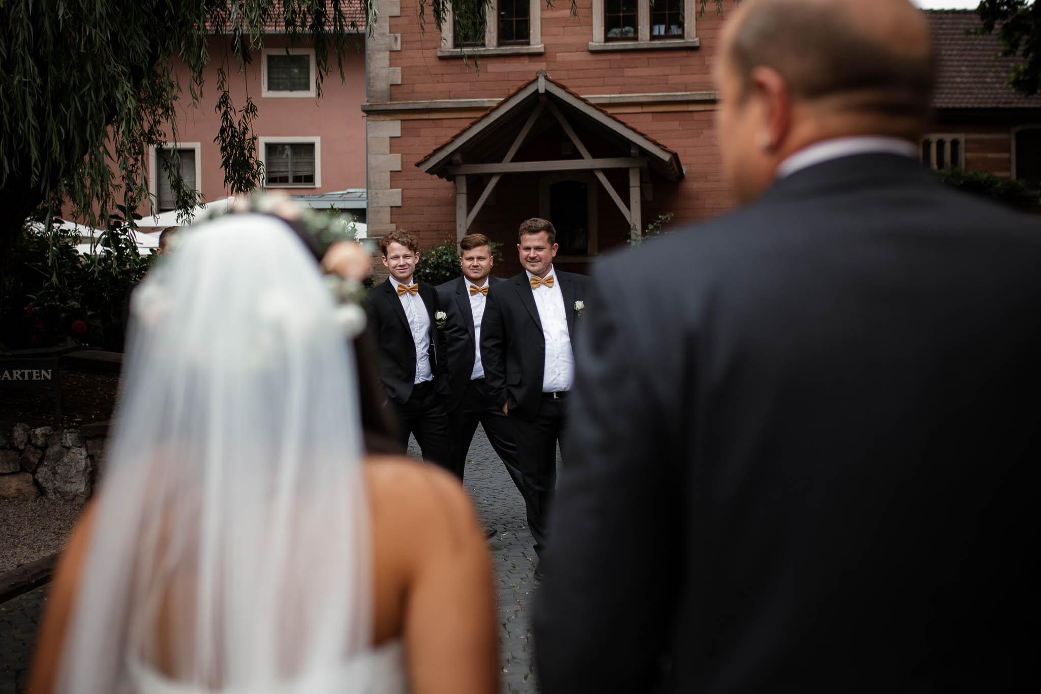 Als Hochzeitsfotograf in Deidesheim: Freie Trauung von Raquel & Philipp 29