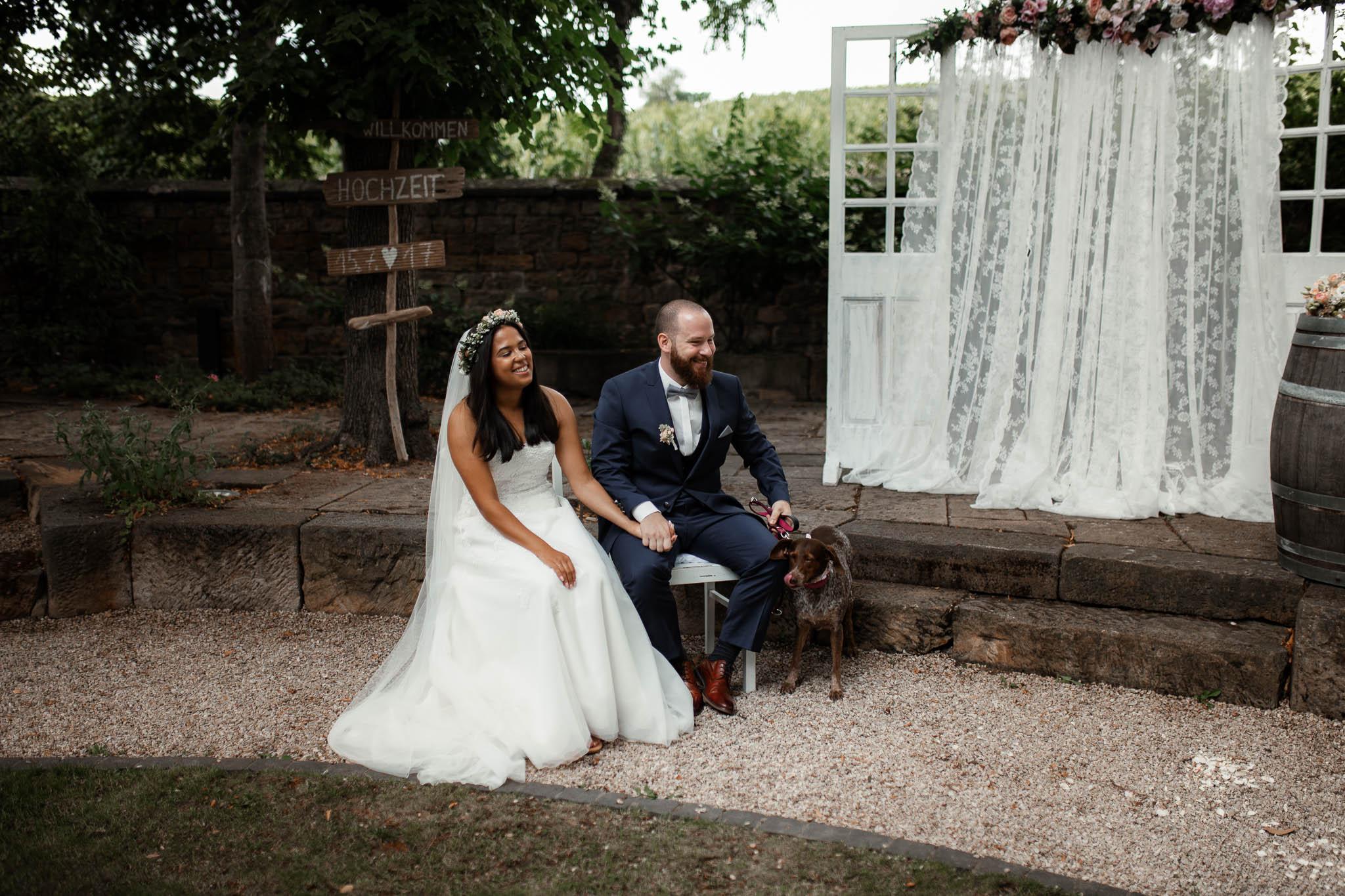 Als Hochzeitsfotograf in Deidesheim: Freie Trauung von Raquel & Philipp 40