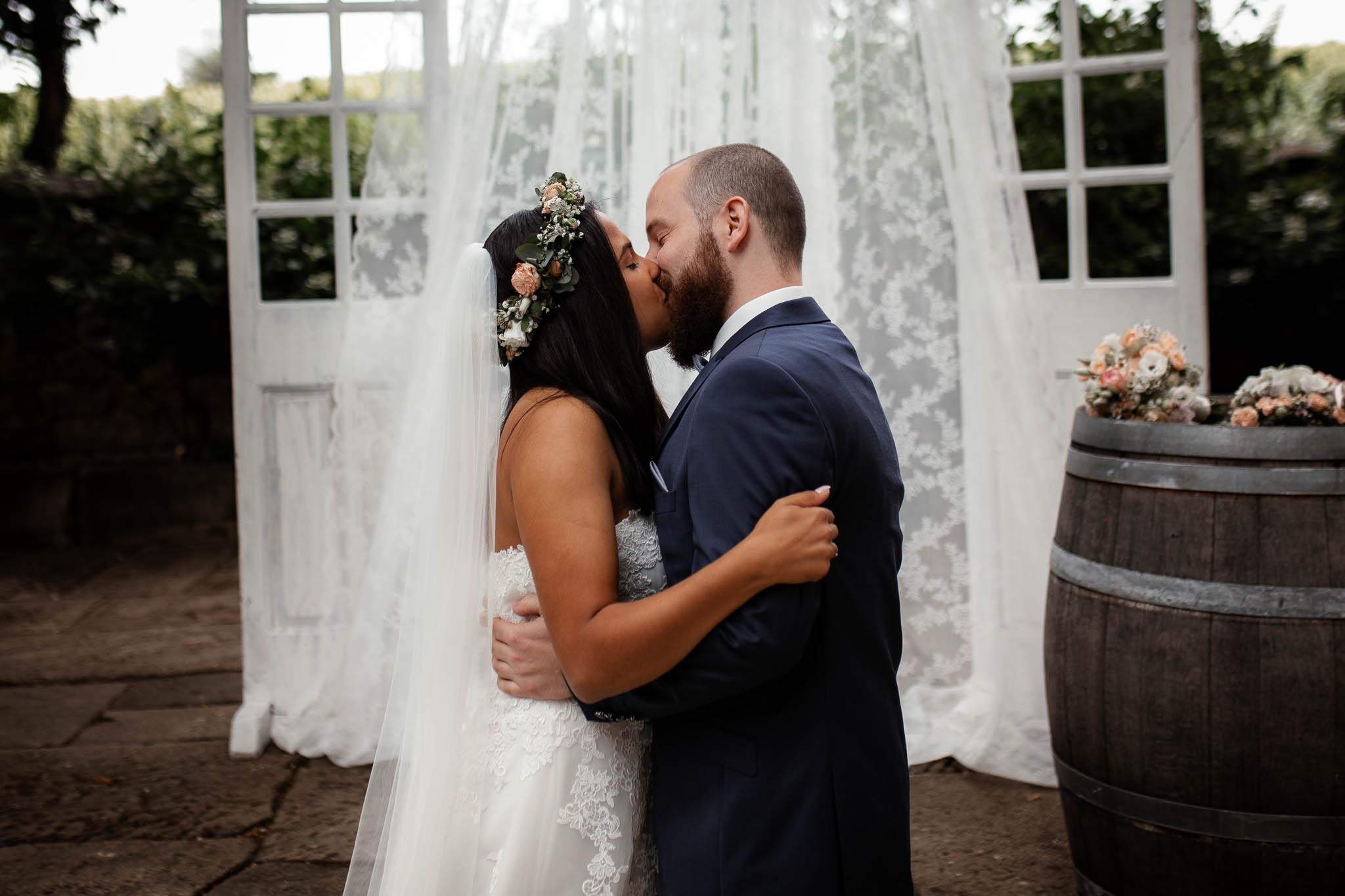 Als Hochzeitsfotograf in Deidesheim: Freie Trauung von Raquel & Philipp 54
