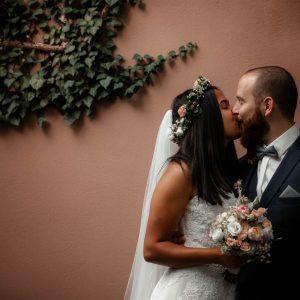 Raquel und Philipp - Hochzeit in Deidesheim, Pfalz 2
