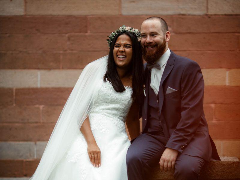 Hochzeit in Deidesheim: Raquel und Philipp
