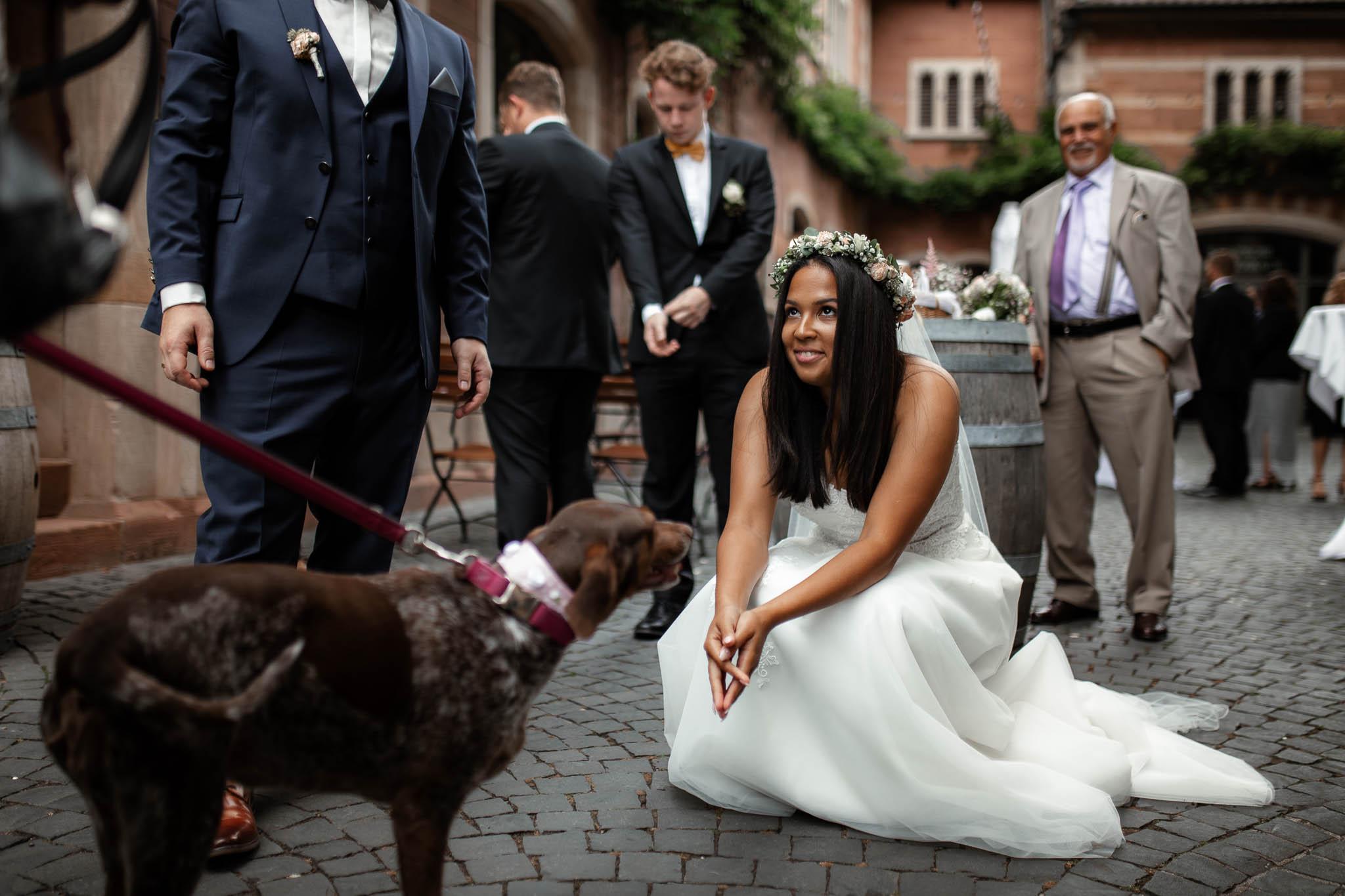 Als Hochzeitsfotograf in Deidesheim: Freie Trauung von Raquel & Philipp 92