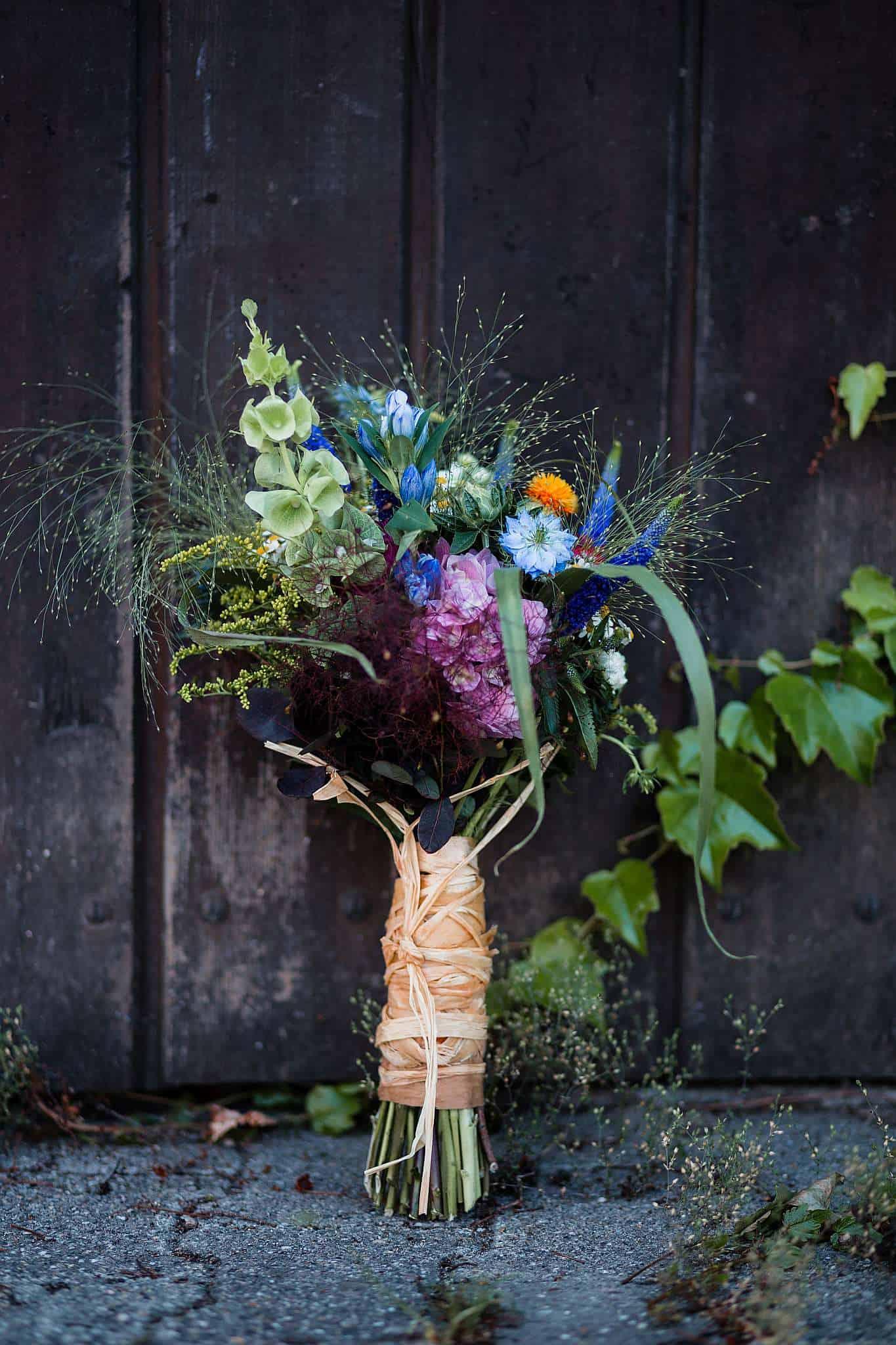 Brautstrauß - im Kellerweg - Guntersblum