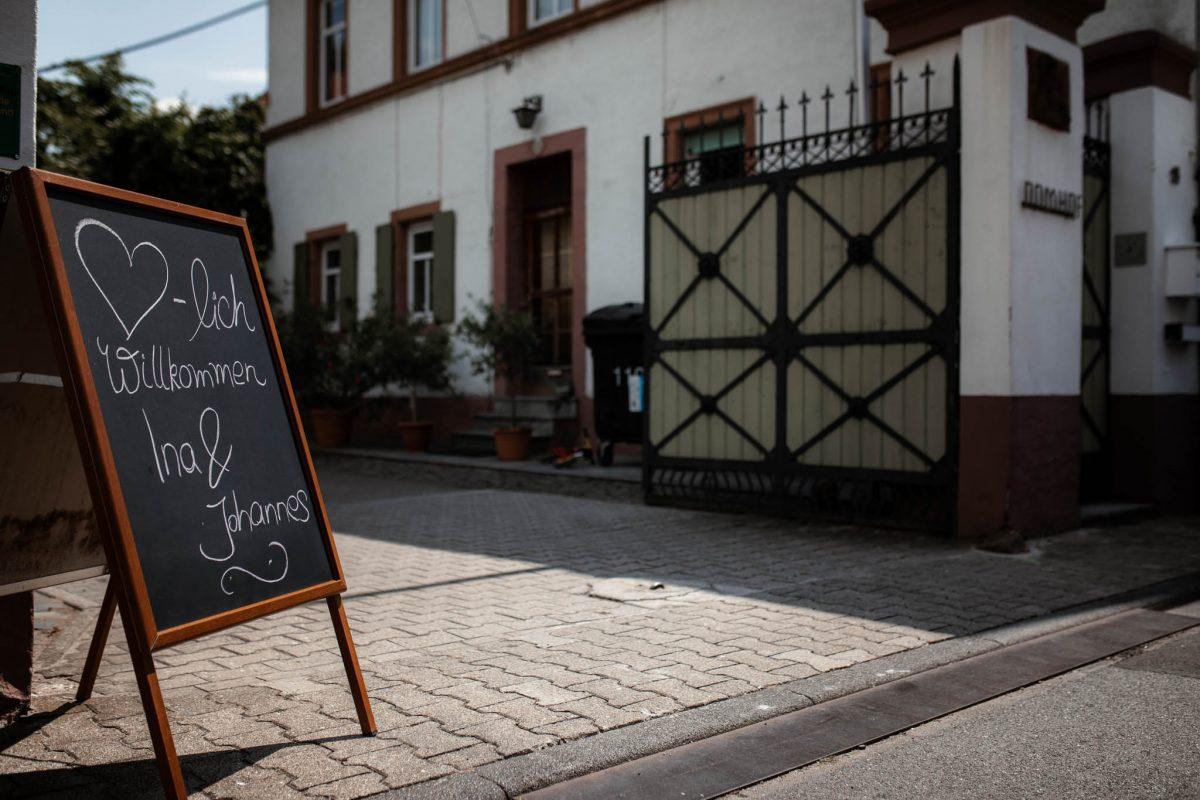 Hochzeit Domhof Guntersblum