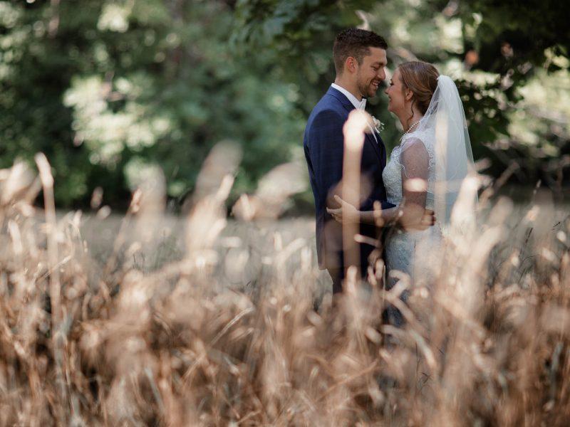 Als Hochzeitsfotograf in Gundheim: Jessi und Manuel