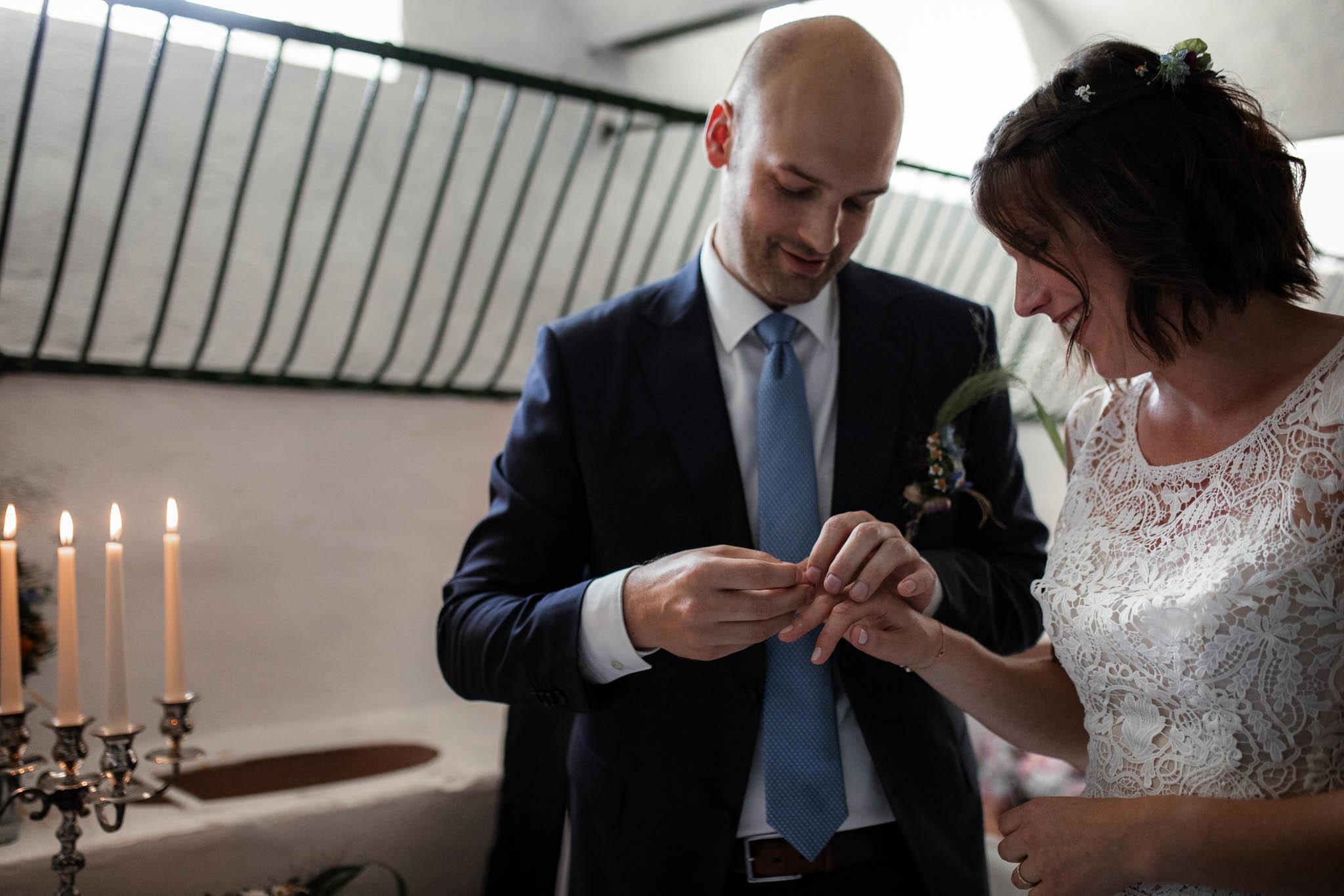 Hochzeitsfotograf Guntersblum, Domhof - Hochzeit von Ina & Johannes 24