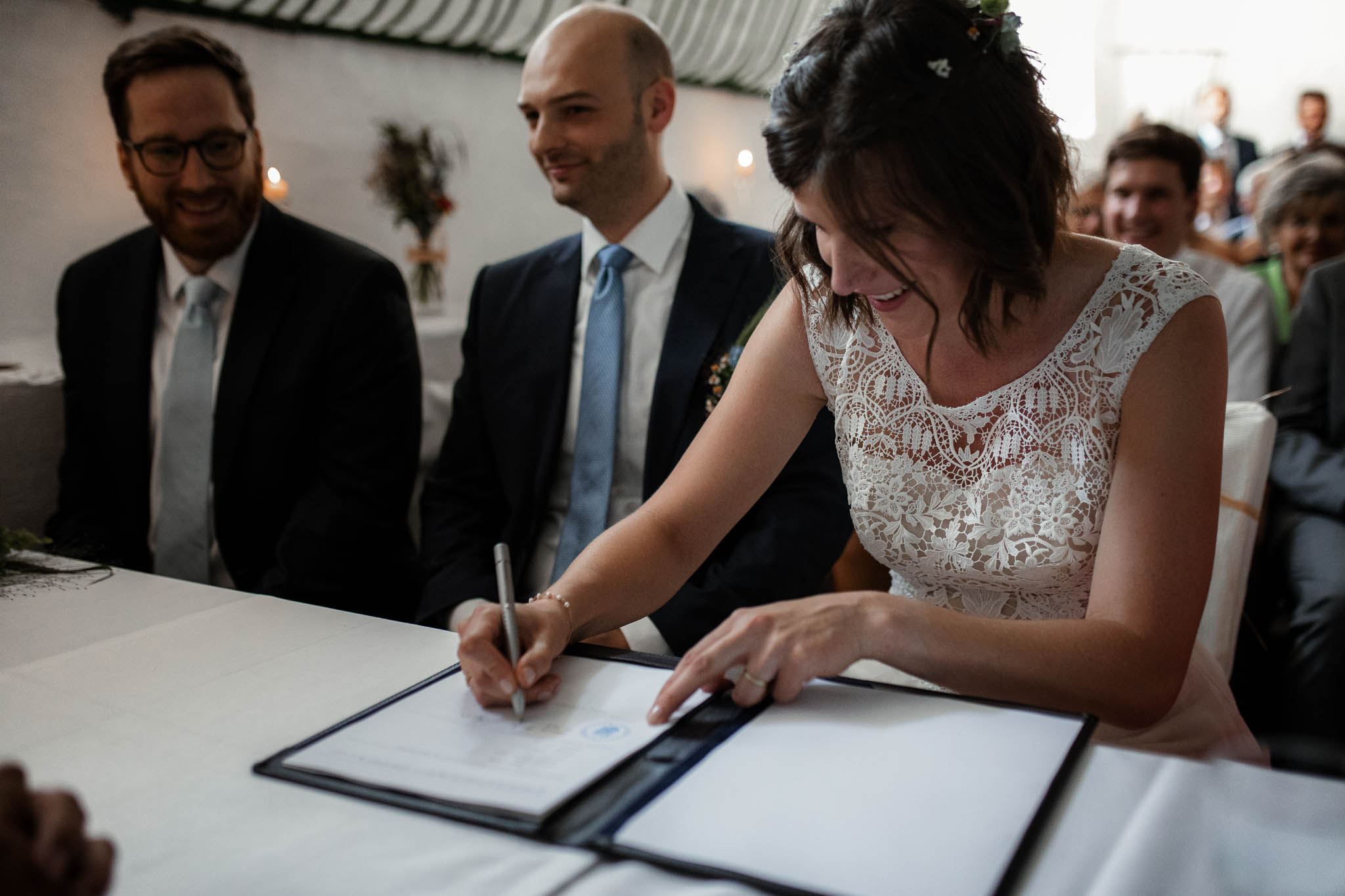 Hochzeitsfotograf Guntersblum, Domhof - Hochzeit von Ina & Johannes 28