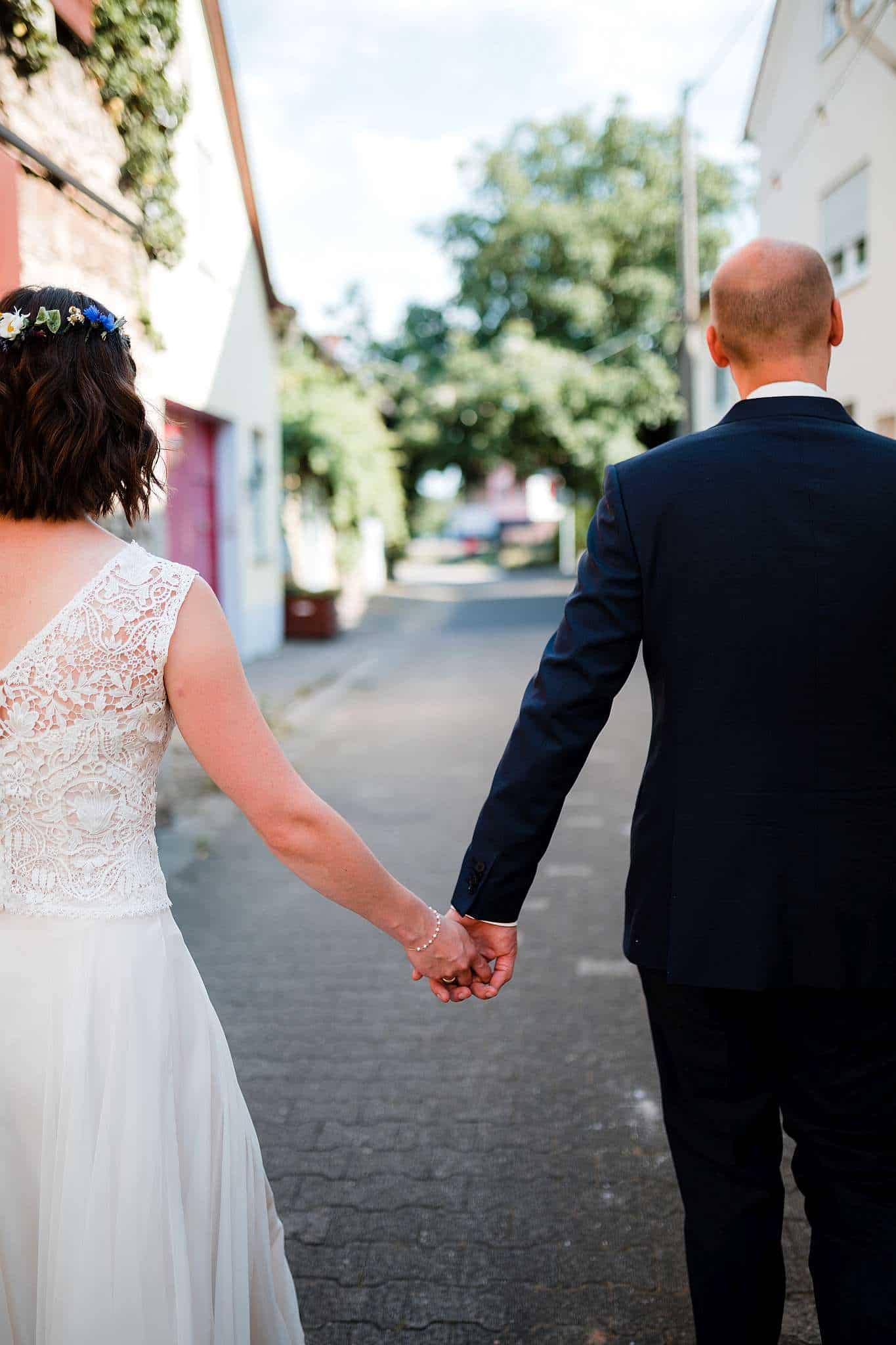 Hochzeit von Ina und Johannes