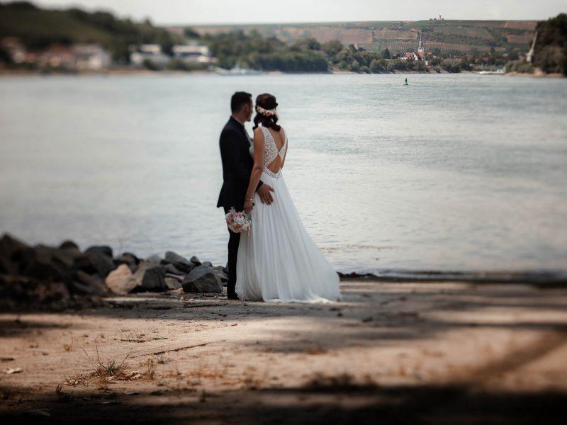 Hochzeit in Oppenheim: Tamara und Martin