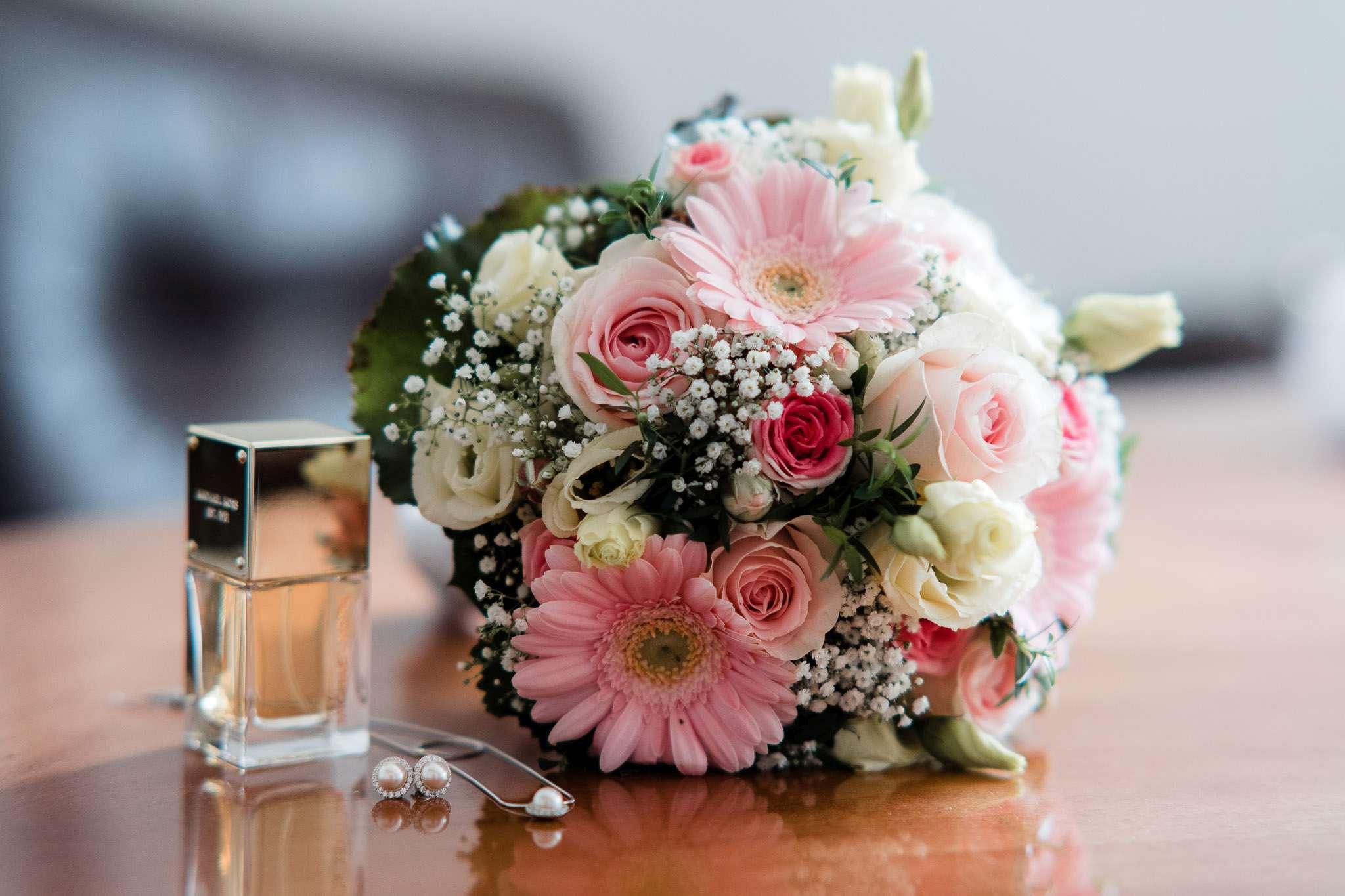 Der Brautstrauß von Jenny