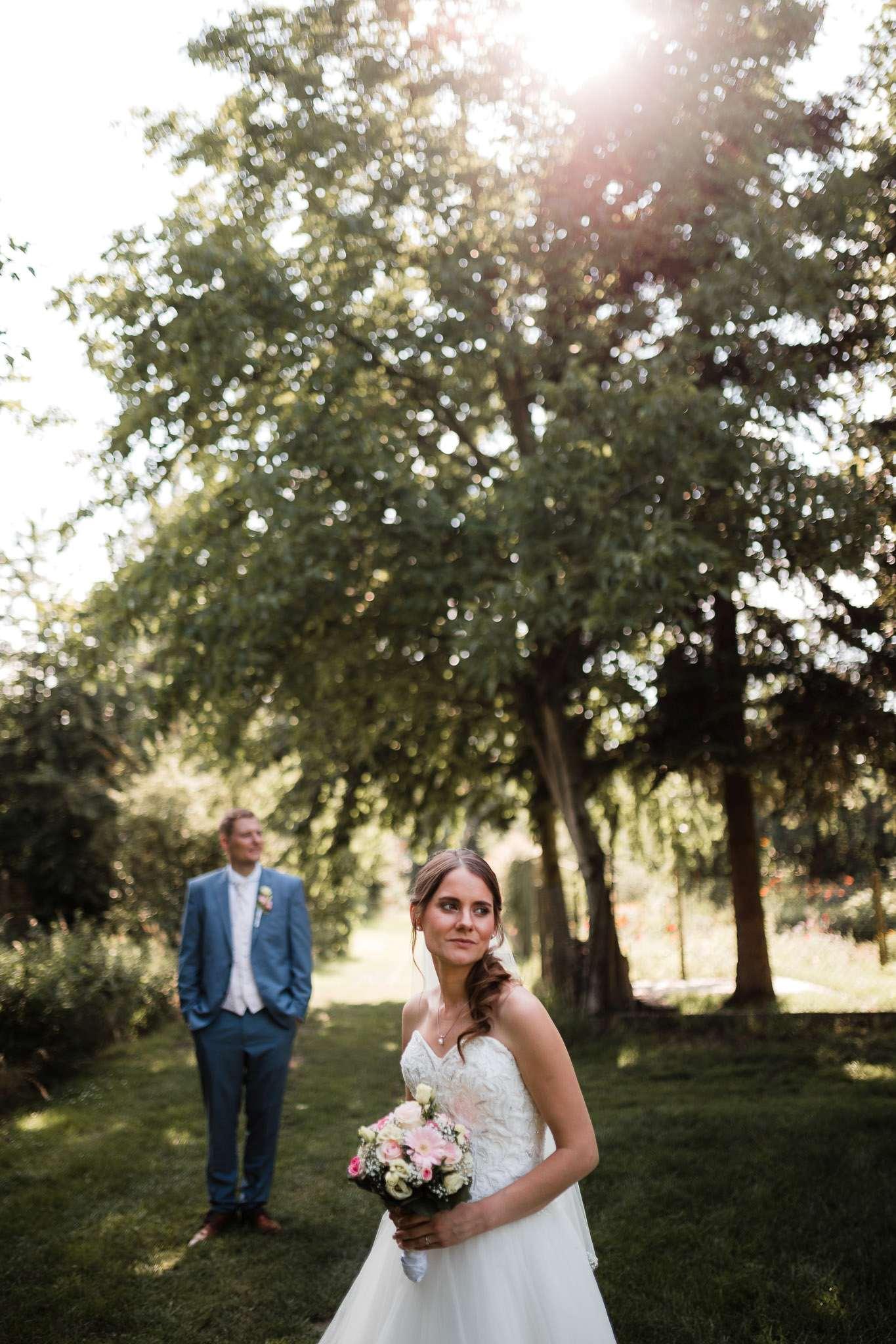 Hochzeitsfotos in Undenheim