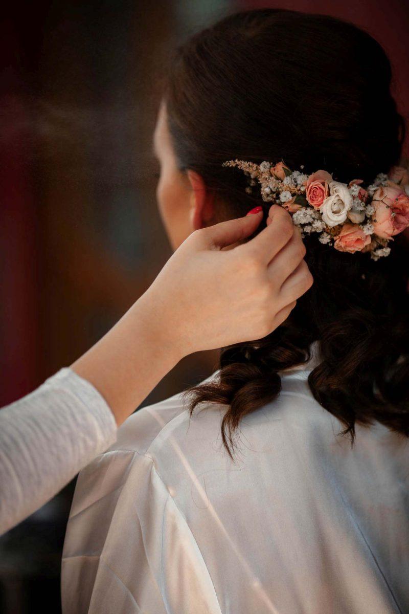Als Hochzeitsfotograf in Undenheim: Freie Trauung von Tamara und Martin im Junghof 16