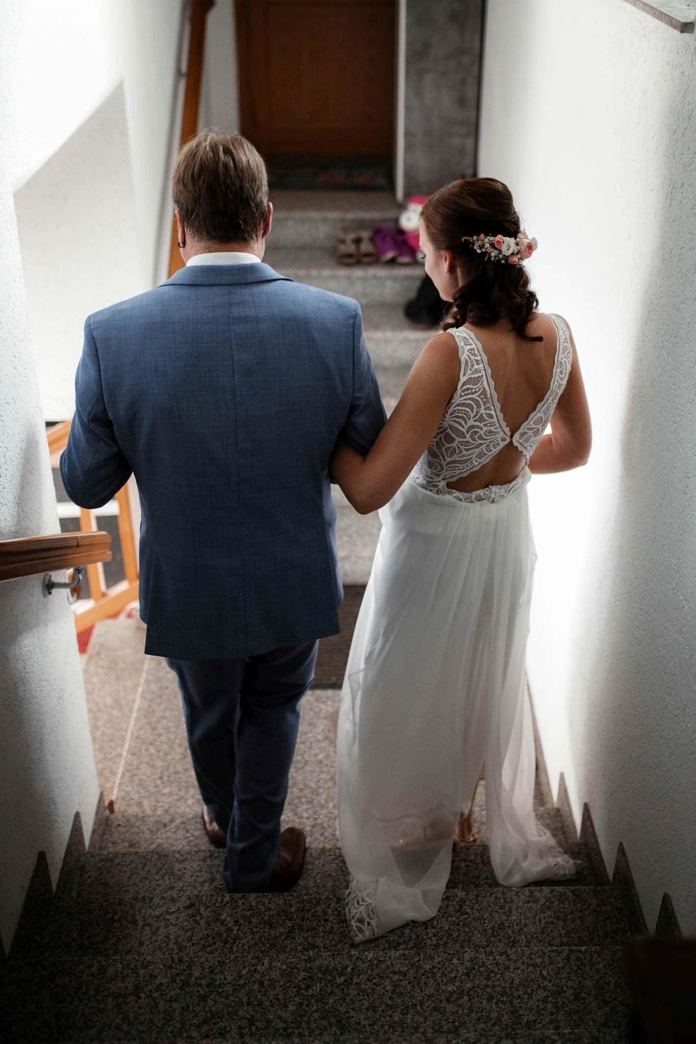 Als Hochzeitsfotograf im Weingut Junghof Undenheim: Hochzeit von Tamara und Martin 43