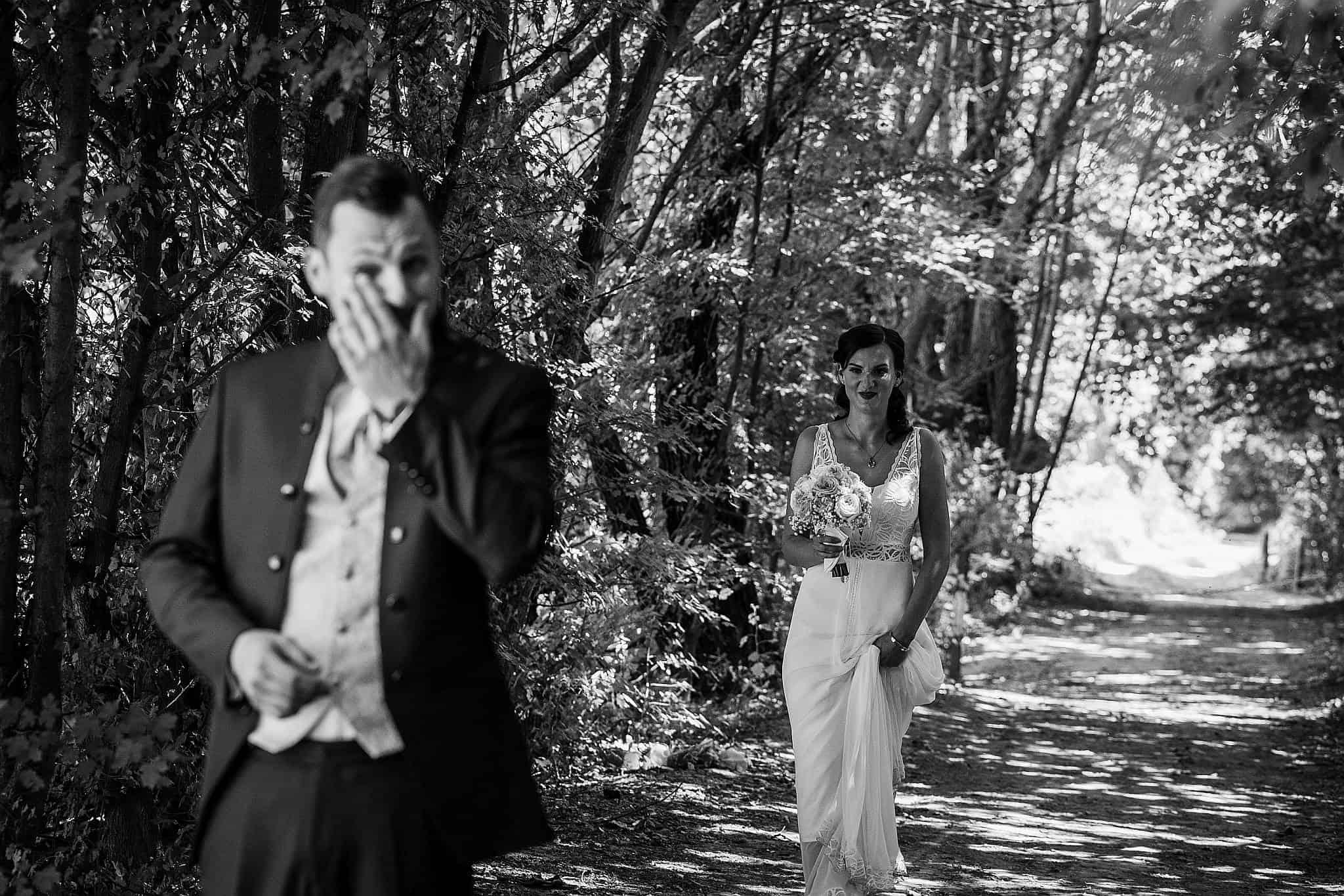 First look Hochzeitsfotos