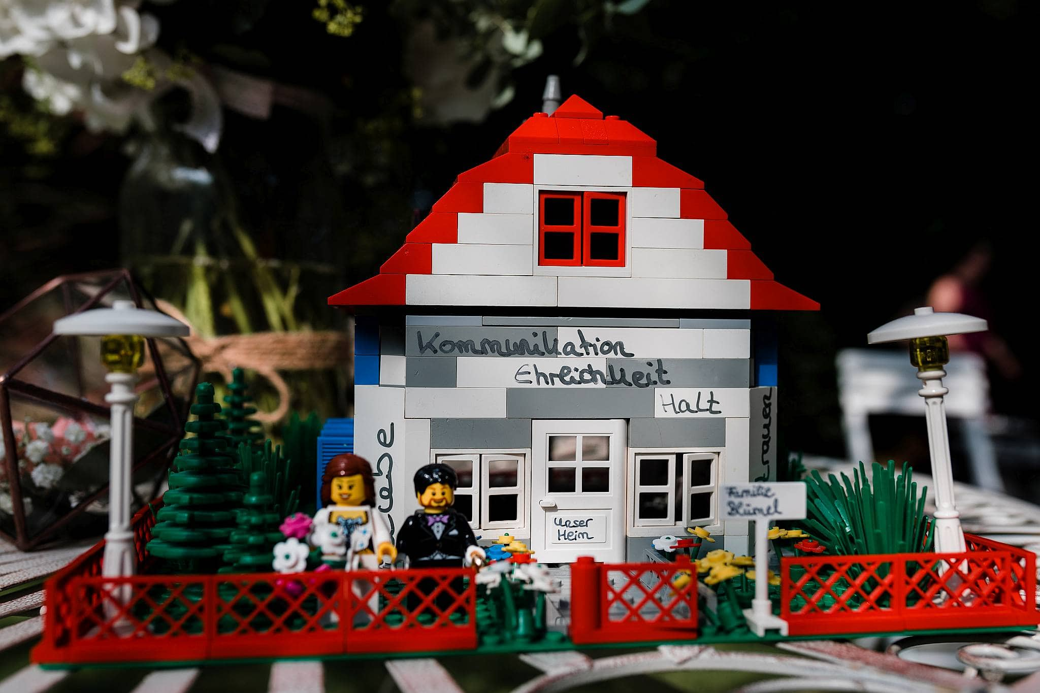 Ritual freie Trauung Lego