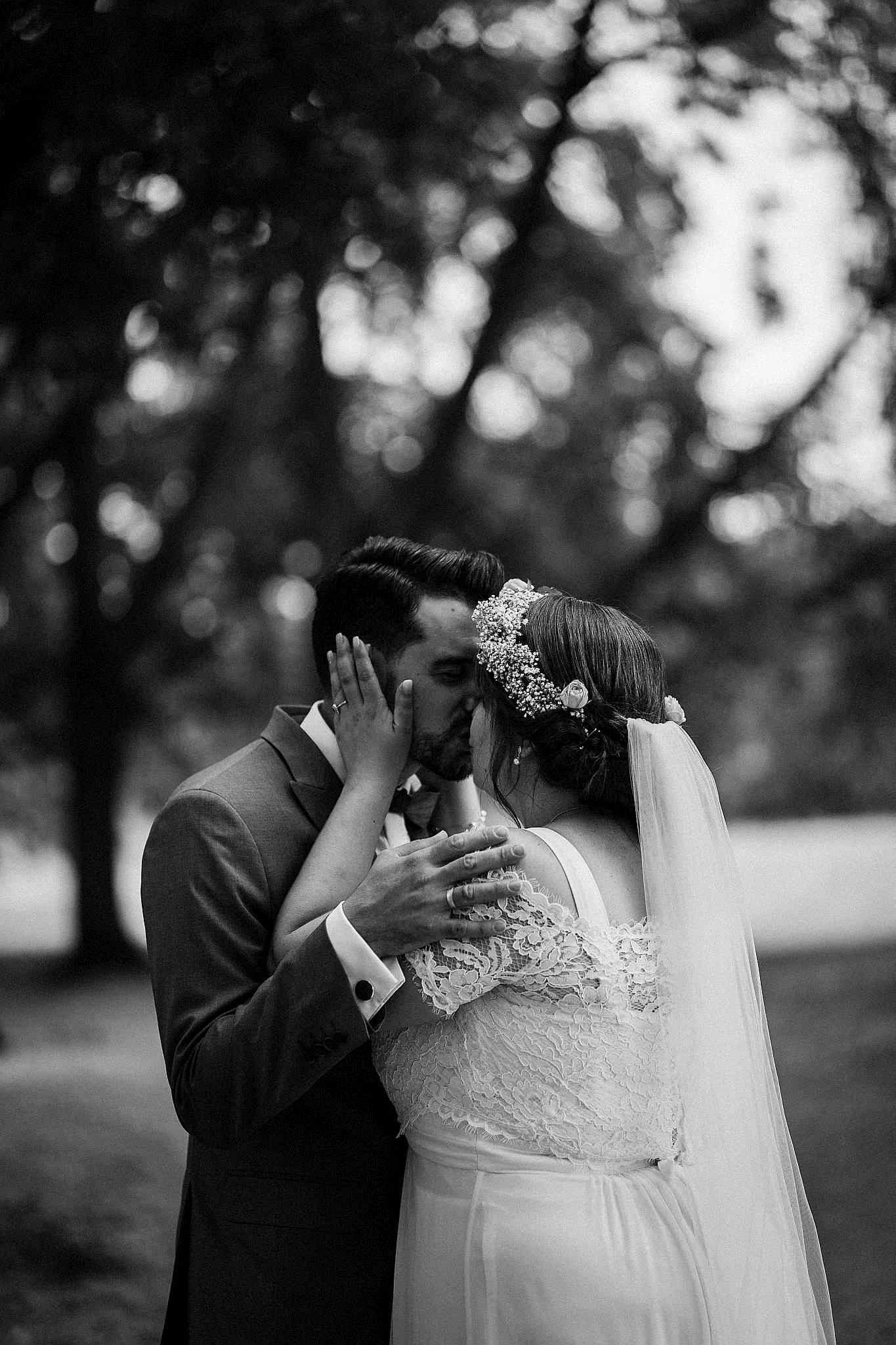 Brautpaarshooting nach der freien Trauung in Worms