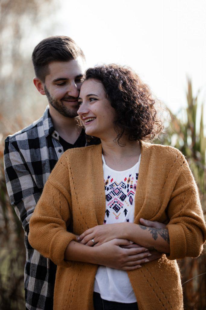 Paarfotos in Undenheim: Sarah und Patrick 17