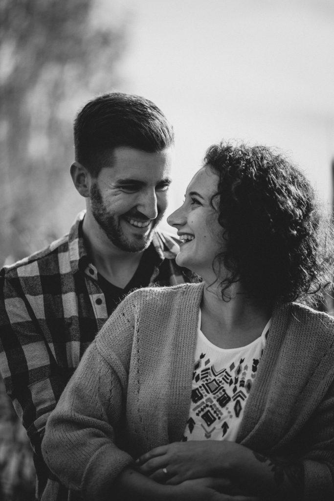 Paarfotos in Undenheim: Sarah und Patrick 16