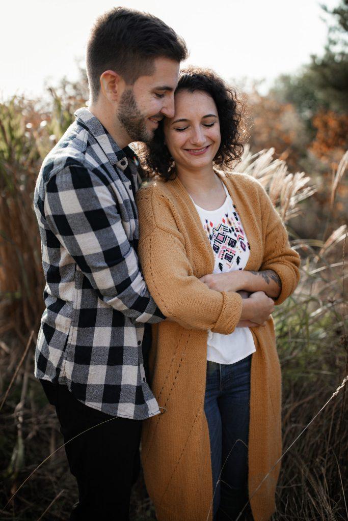Paarfotos in Undenheim: Sarah und Patrick 14