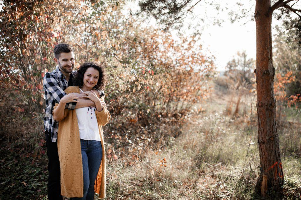 Paarfotos in Undenheim: Sarah und Patrick 33