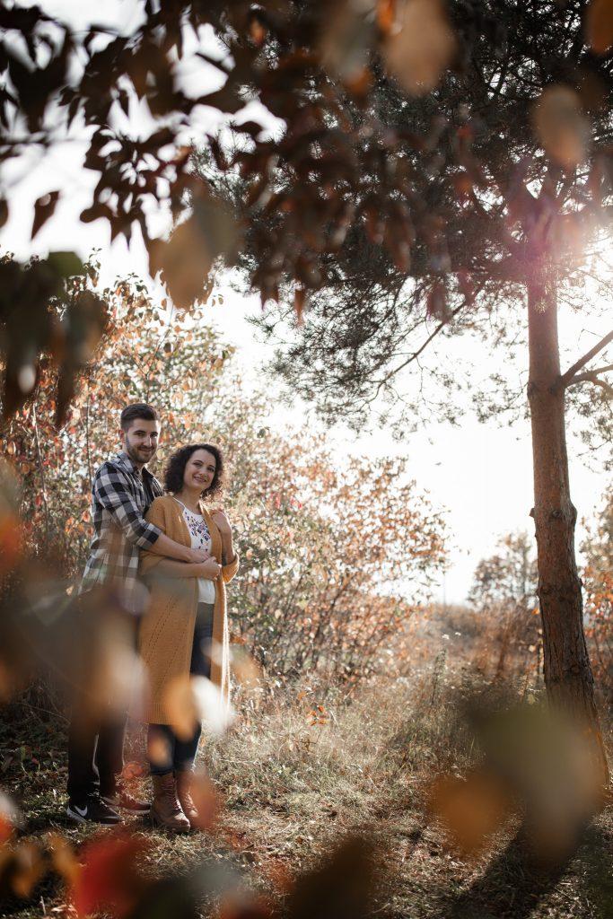 Paarfotos in Undenheim: Sarah und Patrick 13
