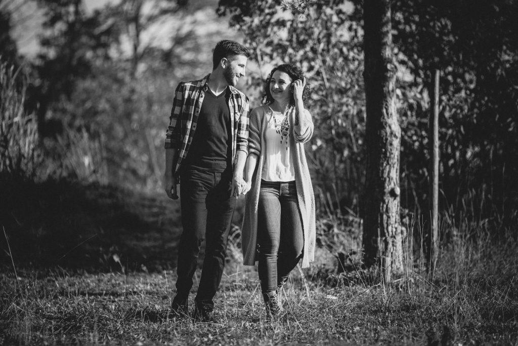 Paarfotos in Undenheim: Sarah und Patrick 27