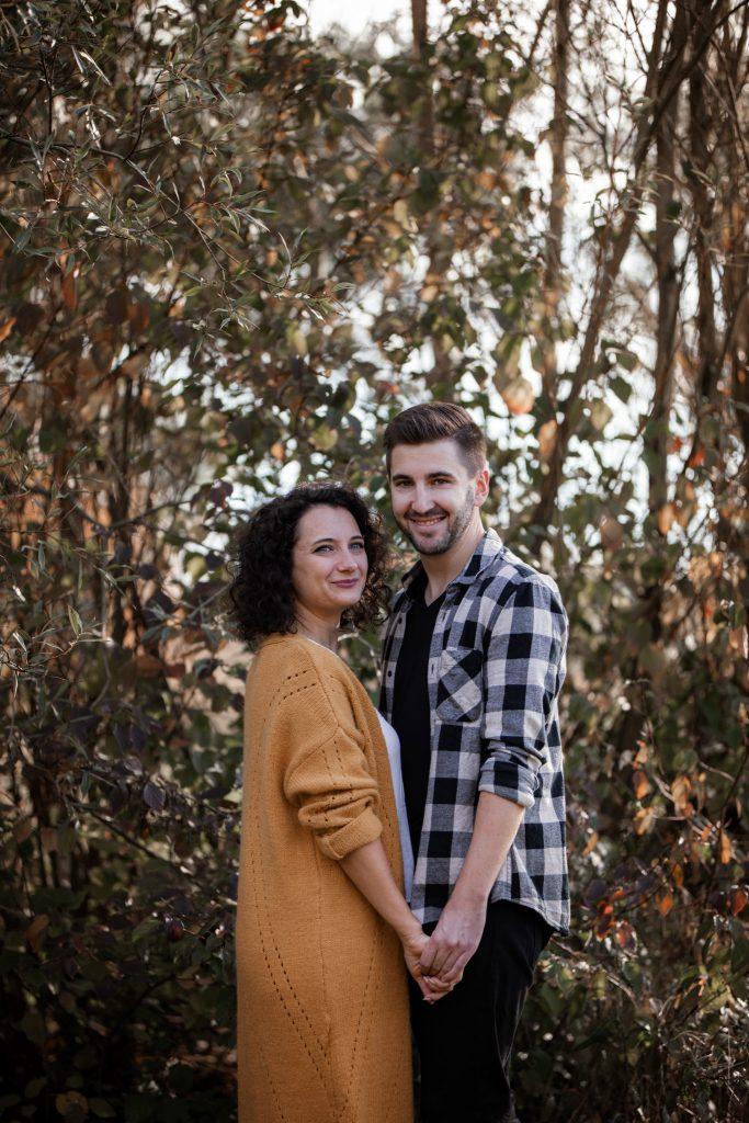 Paarfotos in Undenheim: Sarah und Patrick 11